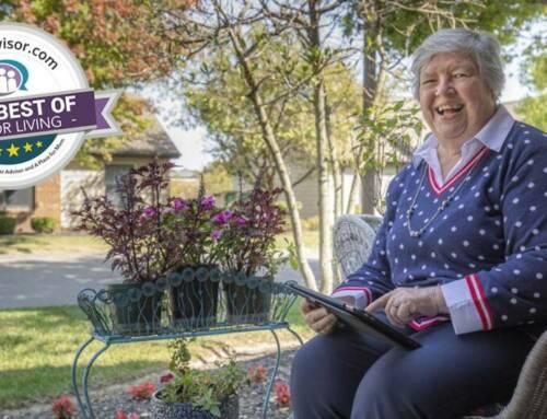 """Masonic Village Named """"Best of"""" Senior Living"""