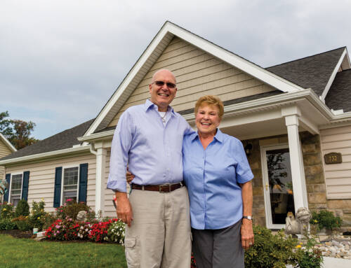 Moving to a Senior Living Community in the Midst of a Pandemic