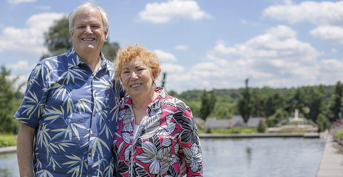 New retirement living residents