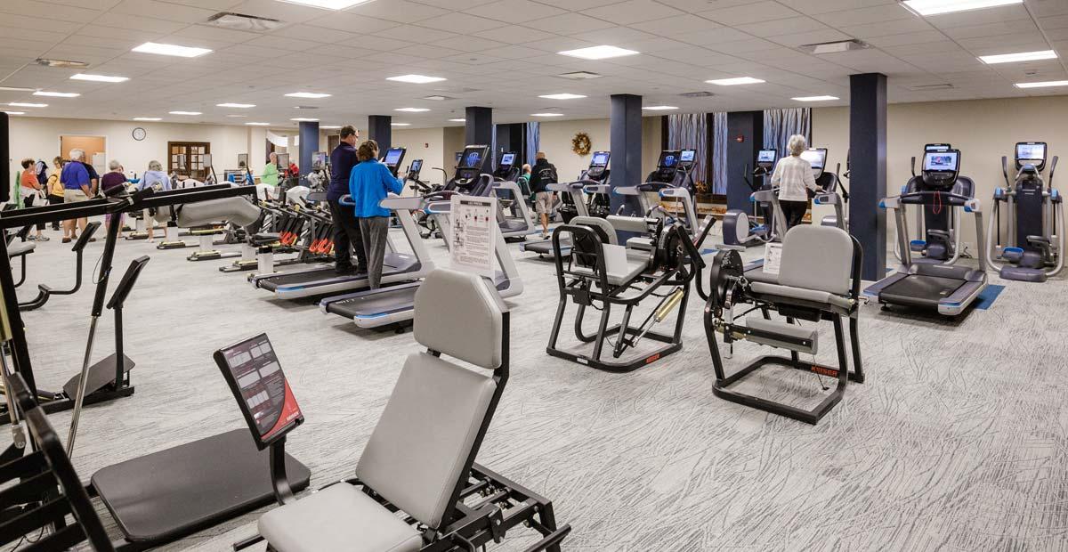 Baird Wellness Center